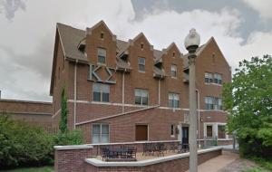 Kappa Sigma |Upper Row House 7